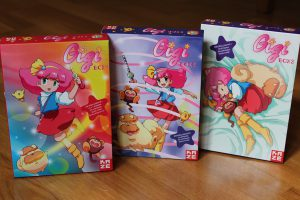 DVDs Gigi