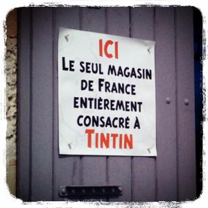 Boutique Tintin