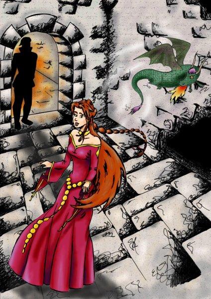Moyen-Âge rouge